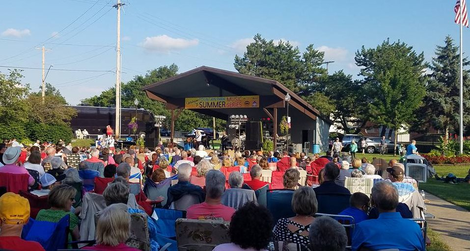 VWCF announces concerts for 2019 Fountain Park Summer Music Series
