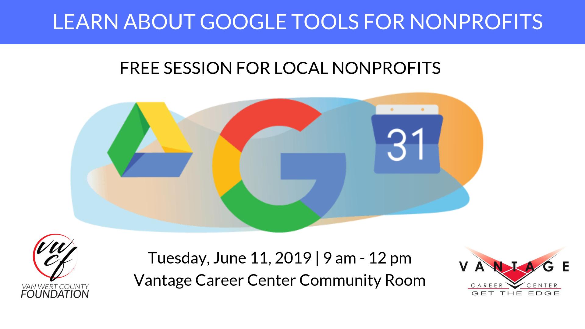 Free Google for Nonprofits Training